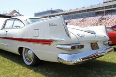 Klassieke Plymouth-Auto Royalty-vrije Stock Foto's