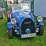 Klassieke Poolse auto FSM Syrena 105 Stock Foto's