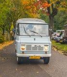 Klassieke Poolse kleine vrachtwagenster Zuk royalty-vrije stock afbeelding