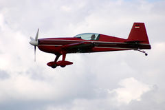 Klassieke propjet in de lucht Royalty-vrije Stock Afbeeldingen