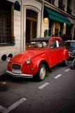 Klassieke retro auto Royalty-vrije Stock Foto