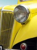Klassieke retro auto royalty-vrije stock afbeelding
