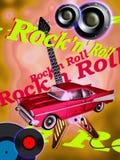 Klassieke Rots Royalty-vrije Stock Fotografie