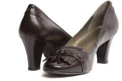 Klassieke schoenen royalty-vrije stock afbeelding