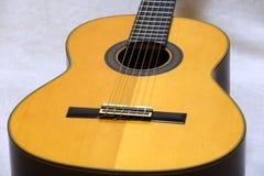 Klassieke Spaanse gitaar Stock Afbeeldingen