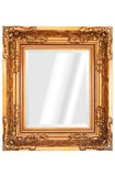 Klassieke spiegel Stock Foto's