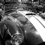 Klassieke sport Amerikaanse auto Stock Afbeeldingen