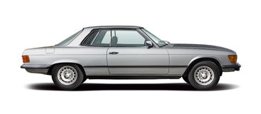 Klassieke sport Mercedes-Benz Royalty-vrije Stock Foto's