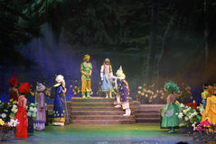 Klassieke sprookjedrama's Royalty-vrije Stock Foto