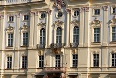 Klassieke stijl: Het detail van Architectonical Royalty-vrije Stock Afbeeldingen