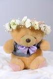 Klassieke teddybear Stock Foto