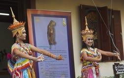 Klassieke Thai Stock Afbeeldingen