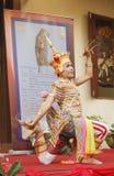 Klassieke Thaise volks-dans Stock Fotografie