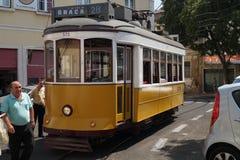 Klassieke tram Royalty-vrije Stock Afbeelding