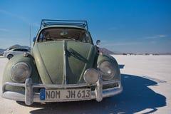 Klassieke uitstekende Duitse auto Royalty-vrije Stock Foto's