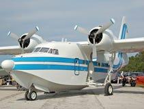 Klassieke vliegende boot Royalty-vrije Stock Foto's
