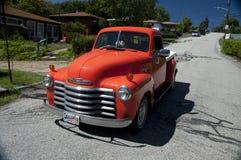 Klassieke vrachtwagen Royalty-vrije Stock Afbeeldingen