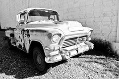 Klassieke Vrachtwagen Royalty-vrije Stock Afbeelding