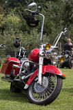Klassiker- & tappningmotorcyklar Royaltyfri Fotografi