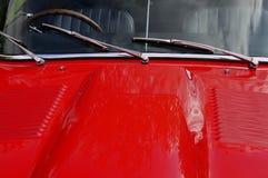 Klassiker-und Weinlese-Auto-Detail Lizenzfreies Stockfoto
