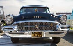 KlassikerBuick bil 1955 Arkivbilder