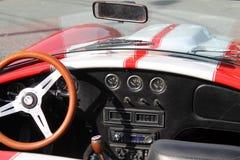 Klassikerlaufen sportscar Stockbilder