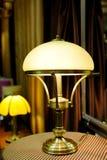 Klassikern utformar belysning Fotografering för Bildbyråer