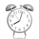 Klassische Alarmuhr Stockbild