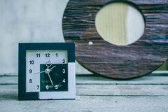 Klassische alte Uhr Stockfotos