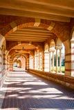 Klassische Architektur, die höhere Ausbildung darstellt Lizenzfreie Stockbilder