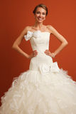 Klassische Braut Lizenzfreie Stockbilder