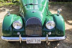 Klassische Bristish-Autos Stockbilder