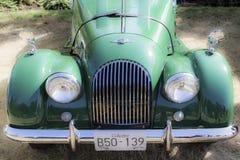 Klassische britische Autos Stockbilder