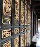 Klassische chinesische Kunst Stockfotografie