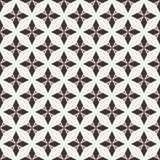 Klassische einfache geometrische Beschaffenheit stock abbildung