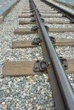 Klassische Eisenbahn oder Eisenbahn in Thailand 1 Stockbilder