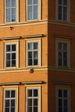 Klassische Fassade Lizenzfreie Stockfotos