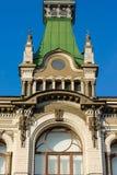 Klassische Fassade Stockbilder