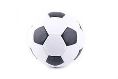Klassische Fußballkugel stockfotos