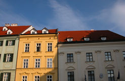 Klassische Gebäudearchitektur. Stockbild