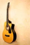 Klassische Gitarre Stockbild