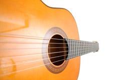 Klassische Gitarre lizenzfreie stockbilder