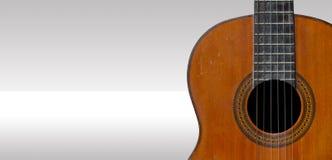 Klassische Gitarre Lizenzfreies Stockbild