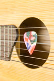 Klassische Gitarre Lizenzfreies Stockfoto