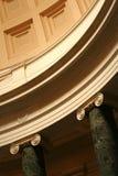 Klassische griechische Auslegungstruktur lizenzfreies stockbild