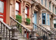 Klassische Häuser Stockbilder