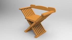 Klassische Holzstühle Stockbilder