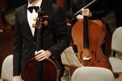 Klassische Konzertmusik lizenzfreies stockbild