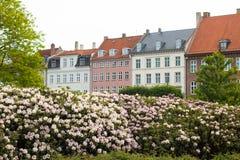 Klassische Kopenhagen-Architektur Stockfoto