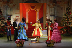 Klassische Märchendramen Stockbilder